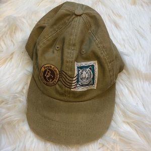 Busch Gardens Accessories - Busch Gardens Animal Tiger khaki color hat